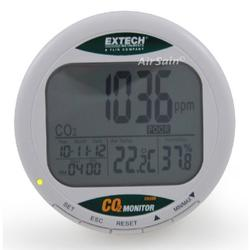 Thermometers Extech CO2 meter